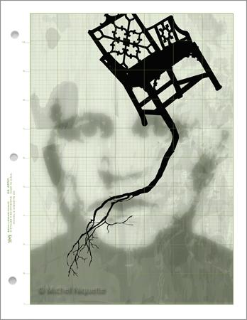 """Exposition """"Feuilleté"""" à la Galerie Joyce Yahouda du 9 mai au 8 juin 2013"""